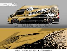Find Cargo Van Decal Design Vector Graphic stock images in HD and millions of other royalty-free stock photos, illustrations and vectors in the Shutterstock collection. Enclosed Trailer Camper Conversion, Car Lettering, Van Car, Van Design, Cargo Van, Lamborghini Cars, Sprinter Van, Car Advertising, Modified Cars