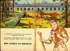 aaronwilson.org: 1960 Boy Scout Handbook