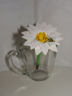 "Daisy duct tape pen.. I love the ""bee"" on it!!"