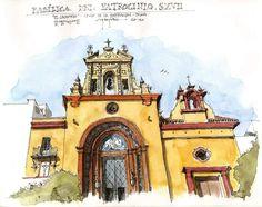 Alfonso Garcia Garcia - Basilica de la Expiration