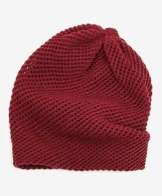 The BEST beanie. Its got that perfect floppiness + it stays put thanks to the reinforced band inside. $20
