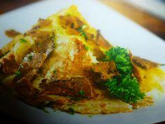 crepes vegane - al tartufo