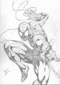 Spider man by Fagner-Brito
