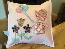 Applique Cushion Cover Handmade By Madram Crafts