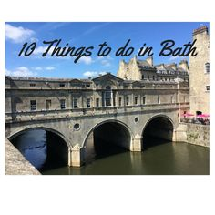 10 things you can do in Bath in two days, including a trip to Stonehenge. Stuff To Do, Things To Do, Stonehenge, Places To Visit, Louvre, Bath, Building, Travel, Things To Make