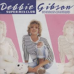 For Sale -Debbie Gibson Super Mix Club Japan CD album (CDLP)- See this and 250,000 other rare and vintage records & CDs at http://eil.com/