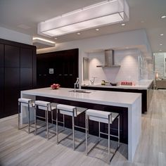 The New American Home - modern - kitchen - orlando - Phil Kean Designs