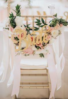 Chelsea + Blake's Romantic, Blush Wedding | Allure Bridals