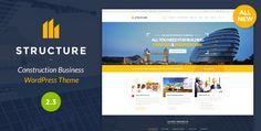 Themeforest WordPress: Structure – Construction WordPress Theme on THEMEFOREST FREE DOWNLOAD http://themeforestfreedownload.com