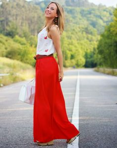 Palazzo | Looks and shoes