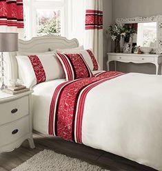 Luxury Bedding Designs – unique-homedesign Purple Bedding Sets, King Size Bedding Sets, Home Furniture, Furniture Design, Pottery Barn Teen Bedding, Bedding Websites, King Beds, Luxury Bedding, Duvet Covers