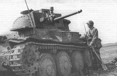 Panzerkampfwagen 38(t) Ausf.  ? (Sd.Kfz. 140)   por Panzer DB