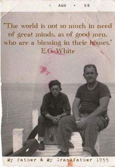 #rt #sabbathtruth #rt Happy Fathers Day! Ellen G. White http://www.sdahymnal.net Sabbat na nam manom Bété (Ivory Coast) for Happy Sabbath :-)
