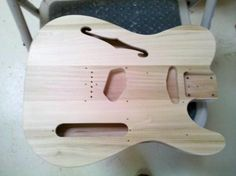 Thinline Palletcaster - My First Build - Page 3 - Telecaster Guitar Forum