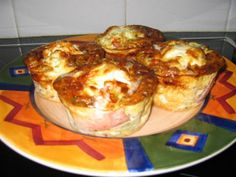 Savoury Bacon and Egg Muffins