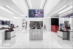 Summertime Tourist Attractions: New NARS Flagship Store on the Las Vegas Strip