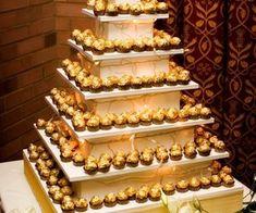 Ferrero Rocher, Alexandria, Cake, Desserts, Food, Tailgate Desserts, Deserts, Kuchen, Essen