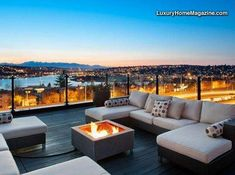 manhattan modern roof deck high end - Google Search