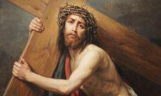 A vida de Nosso Senhor Jesus Cristo foi como um imenso oceano de amargura, sem uma só gota de doce consolação...