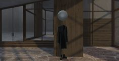 https://flic.kr/p/233Xkot | The Magritte Affair-01 | At Binemust maps.secondlife.com/secondlife/Binemust/132/156/717