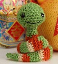2000 Free Amigurumi Patterns: Reptiles