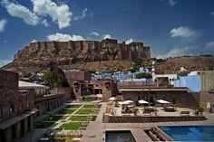 Raas Hotel & Spa, Jodhpur, India