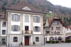 Altdorf - Zentrum der Stadt