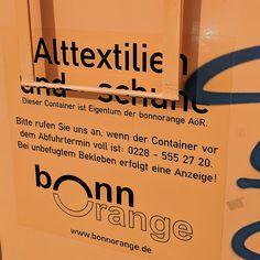Liste: Alttextilsammelstellen in Bonn Alter, Tech Companies, Company Logo, Logos, View Map, Bonn, Logo
