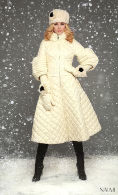 Пуховик NAUMI WF15 085 Winter Fashion Outfits, Fall Winter Outfits, Autumn Winter Fashion, Coats For Women, Clothes For Women, Winter Chic, Outdoor Wear, Russian Fashion, Urban Outfits