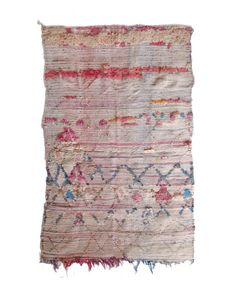 Vintage Boucherouite rug 'Madesign 2015
