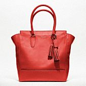 Coach Legacy Tanner tote ~ love it and it might just be big enough :)