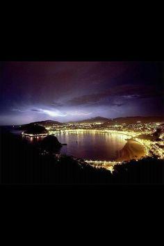 San Sebastian - La Concha <3