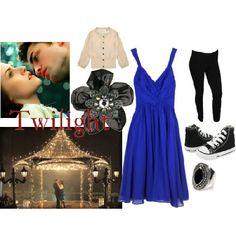 bella swan and prom dress