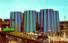 The New York State Pavilion from Expo 67 – Montreal, Canada