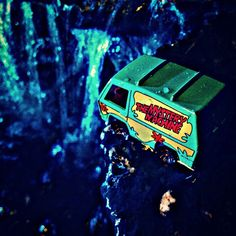 The Mystery Machine at Mysterious Places part 22 - The Forbidden Falls #ScoobyDoo #Scooby #MysteryMachine