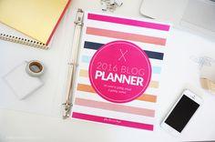 Navy Blog Planner