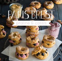 Les Mini Paris Brest praliné & cassis - Contenido seleccionado con la ayuda de http://r4s.to/r4s