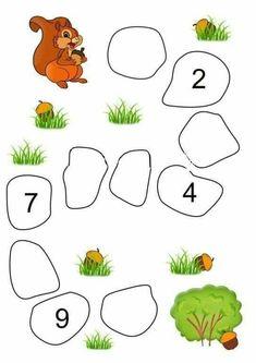Kids math worksheets - Caterpillar Count to 20 Nursery Worksheets, Kindergarten Math Worksheets, Kindergarten Lessons, Preschool Learning Activities, Teaching Kids, Kids Learning, Preschool Writing, Numbers Preschool, Math For Kids
