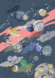new Ideas for wallpaper iphone art design illustrations Art And Illustration, Landscape Illustration, Pattern Illustrations, Book Illustrations, Art Inspo, Kunst Inspo, Poster Design, Art Design, Book Design