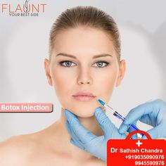 Botox Injection. Please visit us- www.cosmeticsurgerymangalore.com