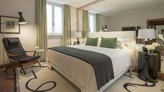Four Seasons Milan, newly renovated Fashion Suite