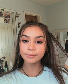 Hair style, The Effective Pictures We Offer You About Hair Clips 9 Clip Hairstyles, Baddie Hairstyles, Hairstyles For School, Summer Hairstyles, Cute Sporty Hairstyles, Straight Hairstyles For Long Hair, Hairstyles For Curly Hair, Weave Hairstyles, Hair Inspo