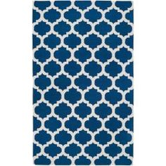 "For those that have liked/asked about my sun room rug, here's the ""Look for Less"" version from Overstock.com"