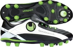 UHLSPORT TORKRALLE CHAMPION MD Goalkeeper Boots - Sports et équipements - Foot - Uhlsport