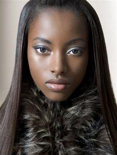 Debbie Ogunlana is part of the latest generation of black models.