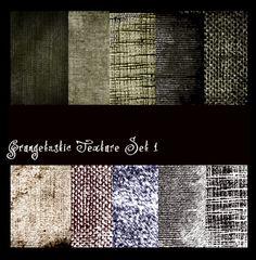 Grungetastic Texture Set 1 by *FidgetResources