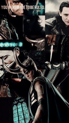 Marvel ↝ lockscreens - 23 ✧*ฺ༄ - Wattpad Loki Thor, Loki Laufeyson, Loki Marvel, Tom Hiddleston Loki, Loki Art, Marvel Avengers Movies, Marvel Films, Marvel Dc Comics, Marvel Characters