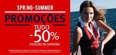#LADIES: Tudo -50% na Coleção Primavera/Verão 2013  Shop online @ www.lionofporches.com l #lionofporches