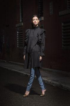 Rachel Comey Pre-Fall 2014 Collection Slideshow on Style.com