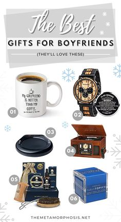 Struggling to come up with some gift ideas for your boyfriend? Here's 36 awesome gifts for boyfriend that he'll absolutely LOVE! Especially #31! #giftsforboyfriend #giftideas #christmas Creative Gifts For Boyfriend, Christmas Gifts For Boyfriend, Boyfriend Gifts, Gifts For Dad, Cheap Anniversary Gifts, Boyfriend Anniversary Gifts, Best Friend Birthday, 21st Birthday, Birthday Ideas